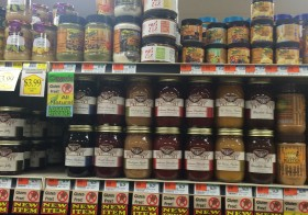 Nut Zez is on the shelves of Niskayuna Co-Op