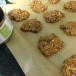 Oatmeal cookie3