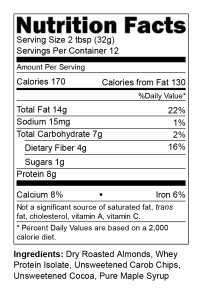 Nutrition Facts Label Creator - Free Tool - Nutritional Informat
